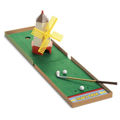 Kit S Mini Golf Set Beforever American Girl