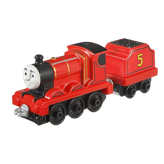 Image For Thomas Friends Adventures James From Mattel