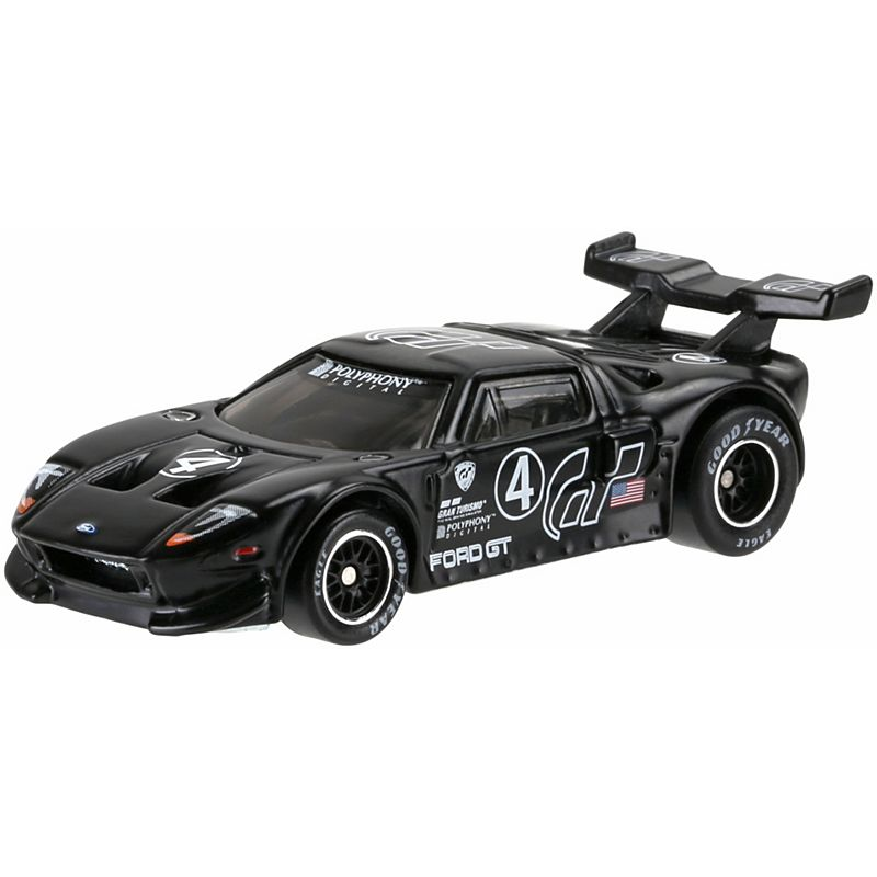 Image For Hot Wheels Ford Gt From Mattel