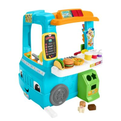 Laugh & Learn Servin\' Up Fun Food Truck   Fisher Price