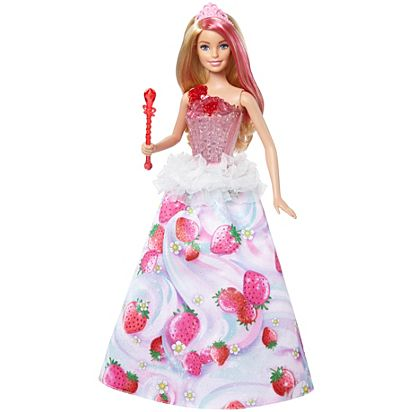 Barbie Dreamtopia Sweetville Princess Doll  3a86cce795