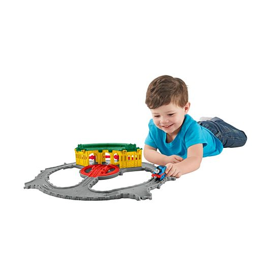 Thomas & Friends Thomas Adventures Tidmouth Sheds | FBC74 | Fisher-Price