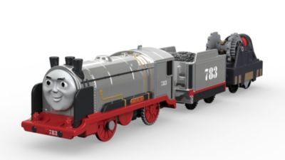 thomas friends trackmaster merlin the invisible fbk19 fisher price Merlin Game From the 80s image for tm merlin train from mattel