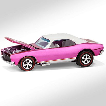 Image For Rlc Nationals 67 Camaro From Mattel