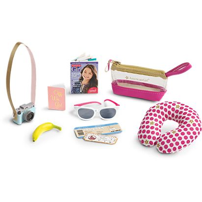 cc5ae2384 Travel in Style Accessories | American Girl