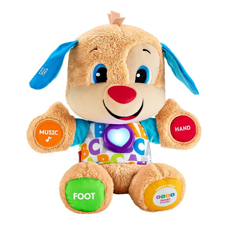Laugh Learn Smart Stages Puppy Fdf21 Fisher Price