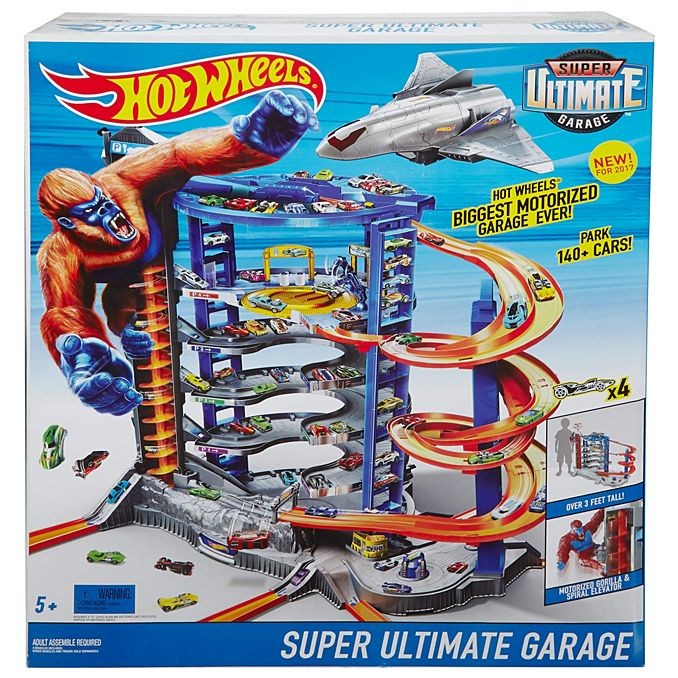 Hot Wheels Super Ultimate Garage Play Set Fdf25 Hot Wheels