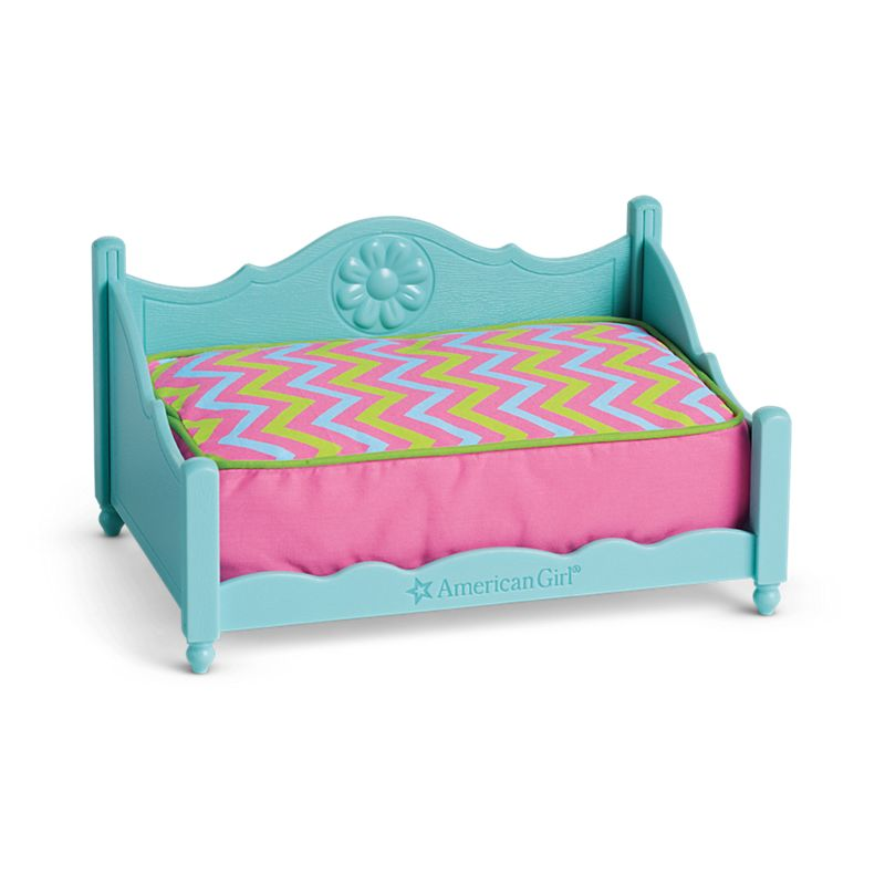 Perfect Chevron Pet Bed | American Girl PT69