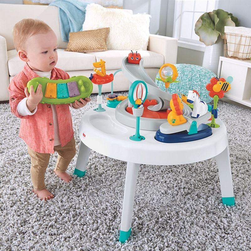 Amazing Image for STATIONARY ENTERTAINER from Mattel Simple - Simple Elegant baby activity chair Beautiful