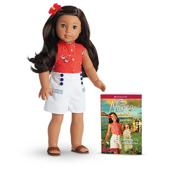 american girl nanea doll - Ameeican Girl Doll