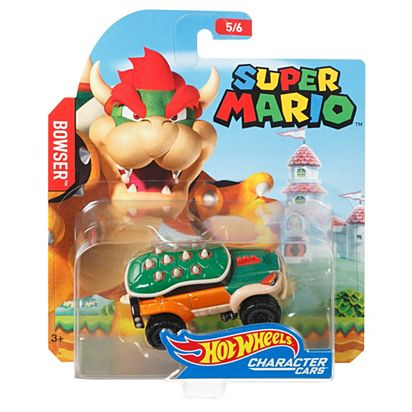 Hot Wheels Super Mario Bros Bowser