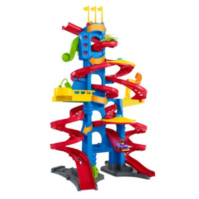 Little People Take Turns Skyway Fisher Price