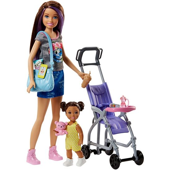 08c31011cc4ce Barbie® Skipper™ Babysitters Inc.™ Doll and Playset