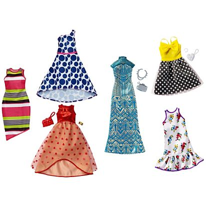 high quality best value new images of Barbie® Fashions