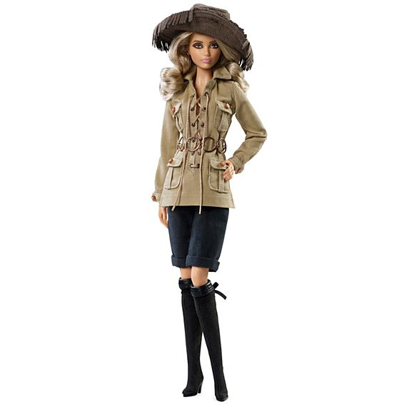 Image for BARBIE YSL 2 from Mattel