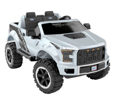 Power Wheels Ford F 150 Raptor Fisher Price