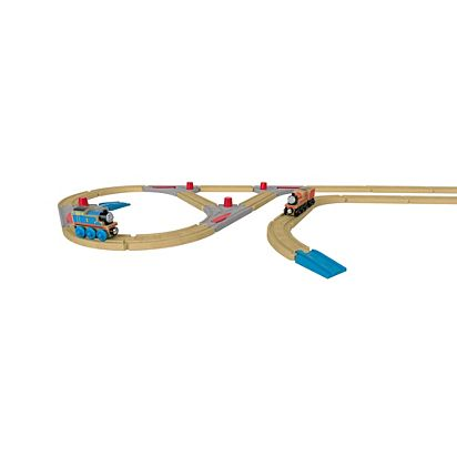 Thomas Friends Wood Expansion Track Pack
