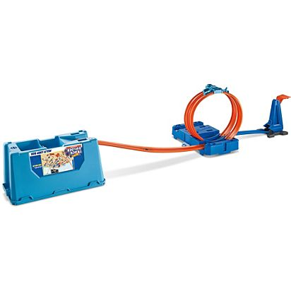 Hot Wheels Track Builder Multi Loop Box Flk90 Hot Wheels