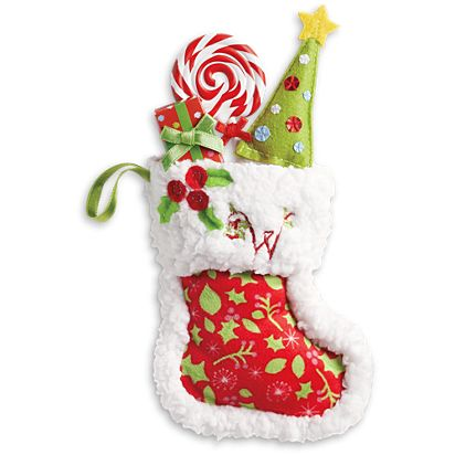 american girl merry stocking set - Girl Christmas Stocking
