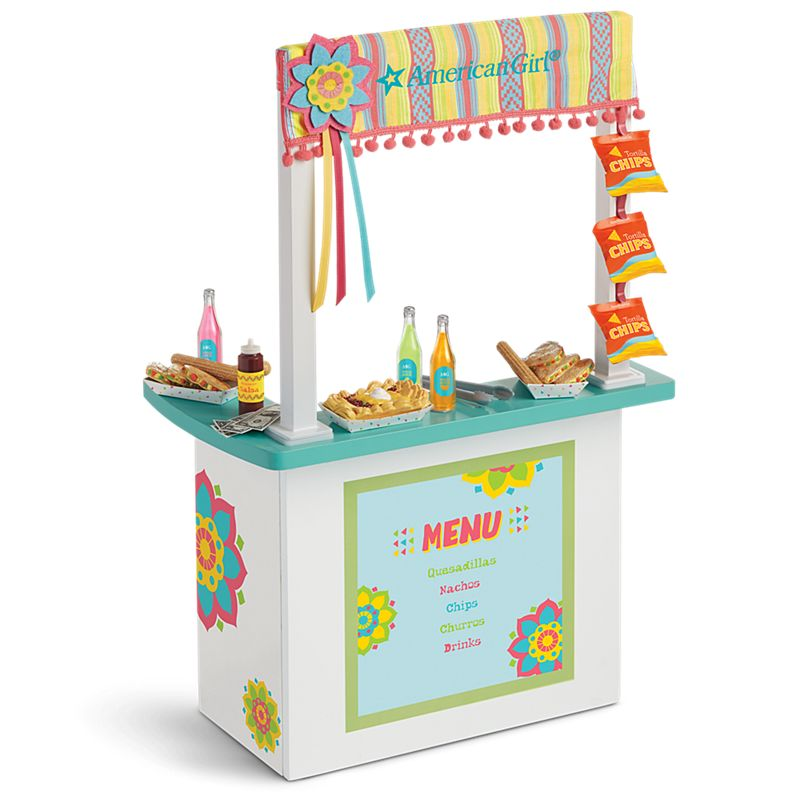 American Girl American Girl Snack Stand