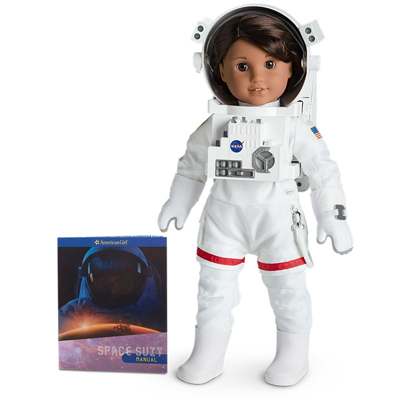 American Girl Luciana's Space Suit for 18-inch Dolls