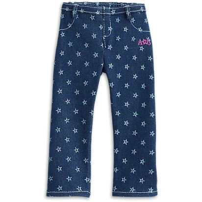 c34138053bfef Starry Jeggings for 18-inch Dolls | American Girl