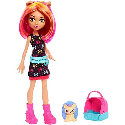 Image For Mh Fmly Hwln Pet From Mattel