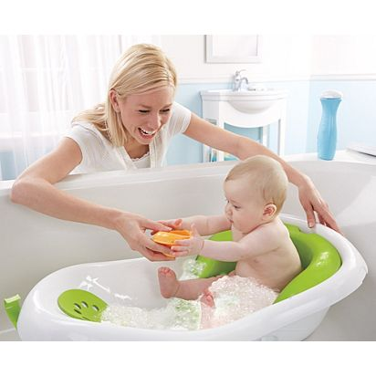 4-in-1 sling 'n seat baby bath tub | bdy86 | fisher-price