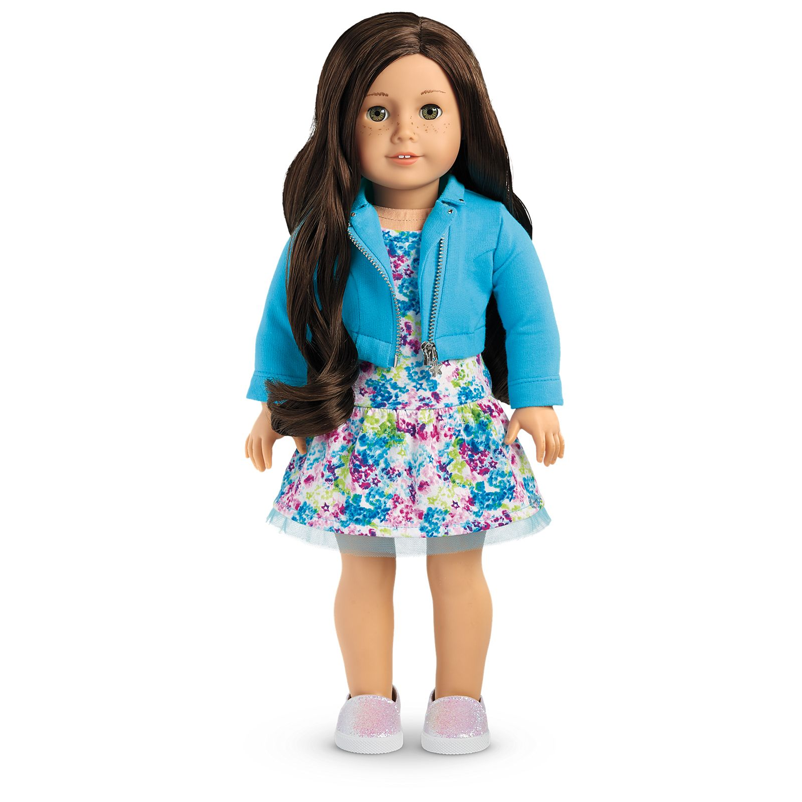 American Girl Truly Me Doll Meet Outfit Jacket off NEW in Box Doll