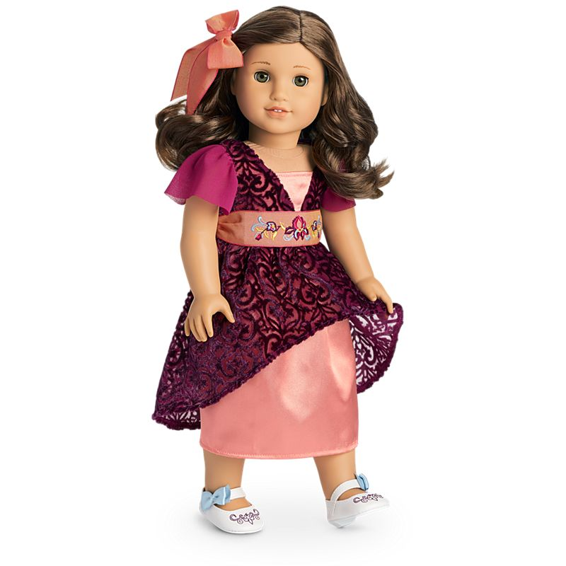 American Girl Rebecca's Movie Premiere Outfit for 18-inch Dolls