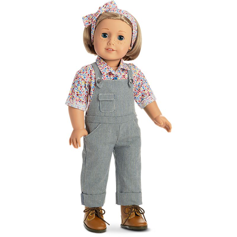 American Girl Kit's Gardening Outfit for 18-inch Dolls