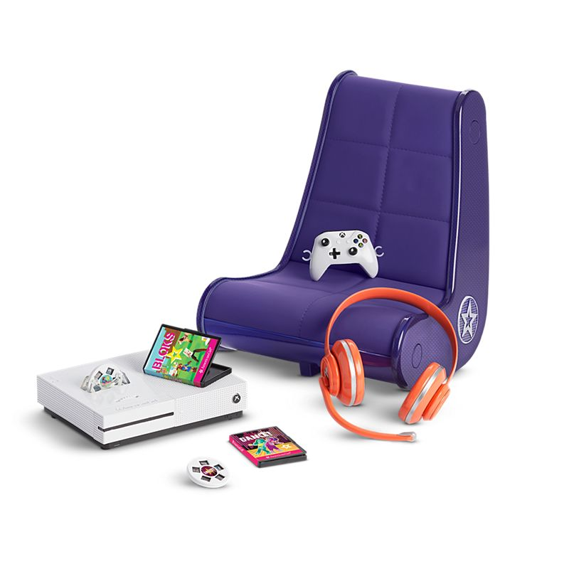 American Girl Xbox® Gaming Set