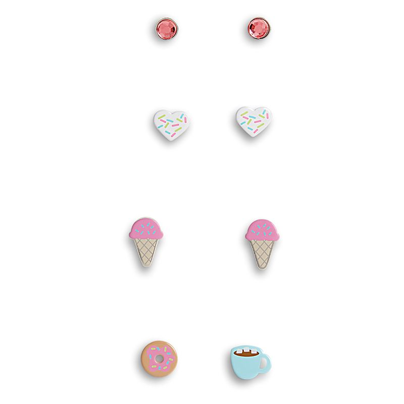 American Girl Sweet Pairings Earrings for Dolls