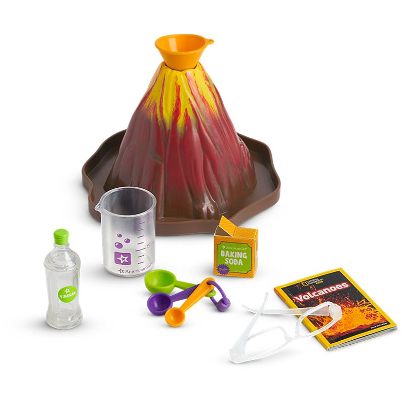American Girl Volcano Lab Set