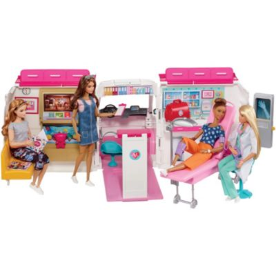 Barbie Hospital Car Cheaper Than Retail Price Buy Clothing Accessories And Lifestyle Products For Women Men