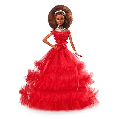 2018 Holiday Barbie Doll Frn70 Barbie Signature