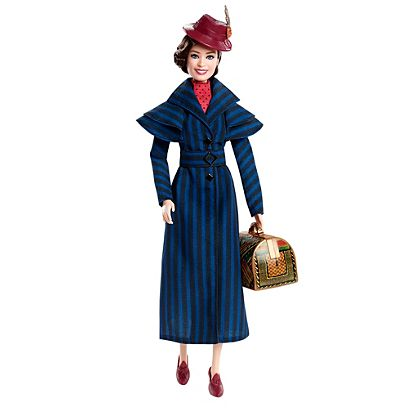 Disney Mary Poppins Arrives Barbie® Doll