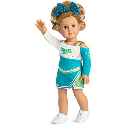 5521a2ad47cd Competition Cheer Outfit for 18-inch Dolls | American Girl