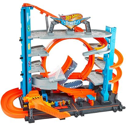 Hot Wheels City Ultimate Garage Ftb69 Hot Wheels