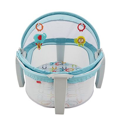 56d19bb3b253 Image for ON-THE-GO BABY DOME from Mattel