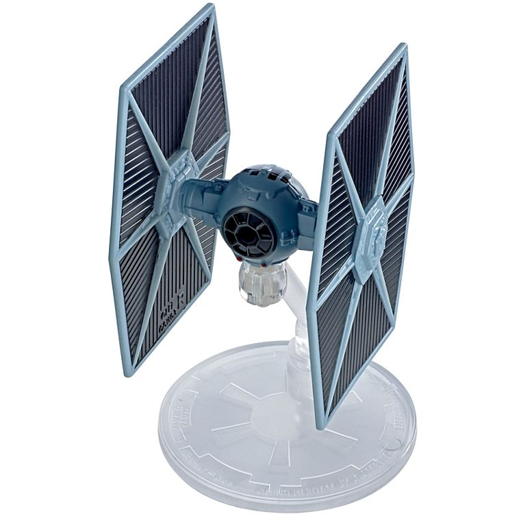 Image for HWSW HS IMPERIAL TIE from Mattel
