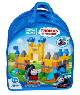 Mega Bloks Thomas & Friends Thomas at Ulfstead Castle Building Set