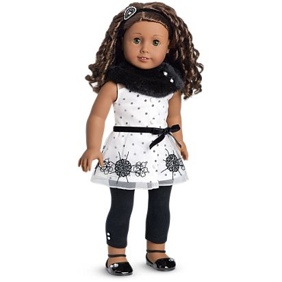 70555974a Let It Snow Outfit for 18-inch Dolls | American Girl