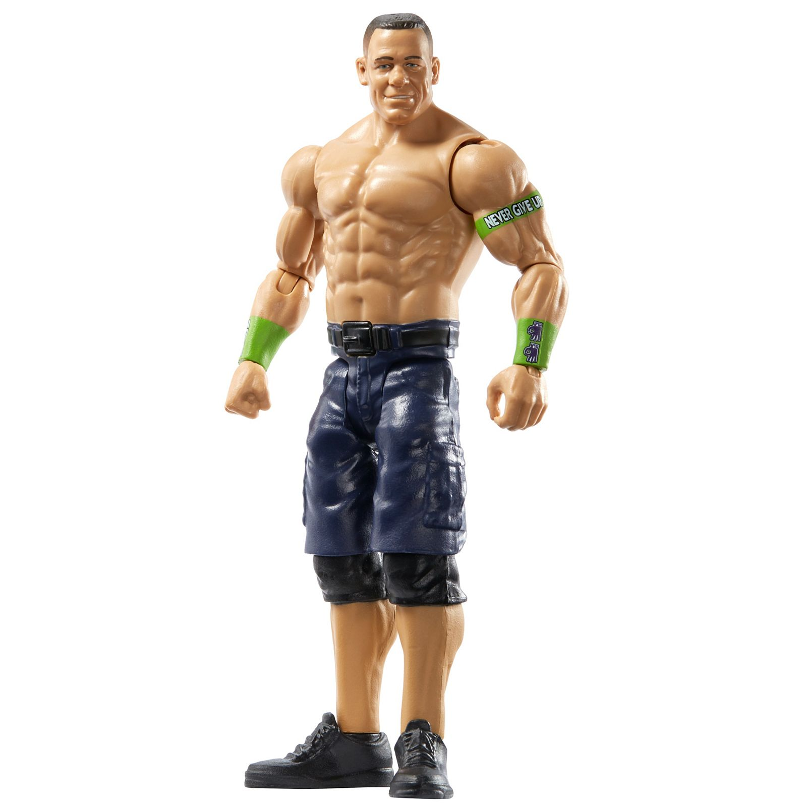 Wwe Sound Slammers John Cena Motion Activated Action Figure