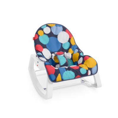 Infant To Toddler Rocker Bubble Up Fisher Price