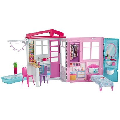 Barbie House Furniture And Accessories Fxg54 Barbie
