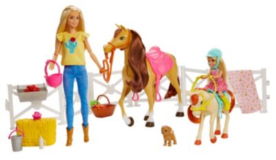Barbie Dolls Horses And Accessories Fxh15 Barbie Shop