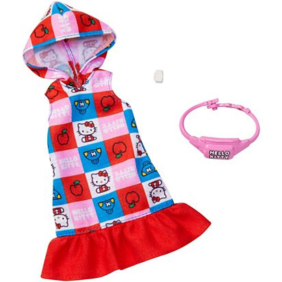 c71367f90 Image for BARBIE HELLO KITTY Hoodie Dress from Mattel