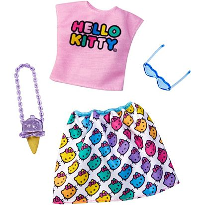 6a38e9f6a Image for BARBIE HELLO KITTY MP FASHION 4 from Mattel