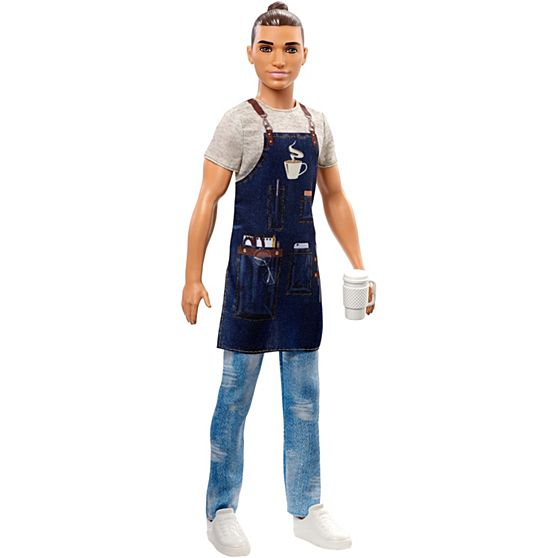 Image for BARBIE KEN CORE CAREER DOLL 2 (CP4) from Mattel